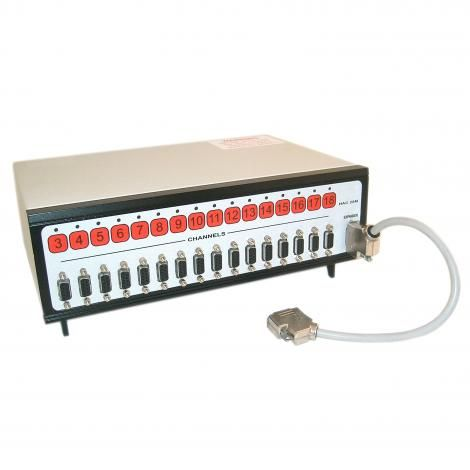 16 CHANNEL EXPANSION UNIT for HAC20