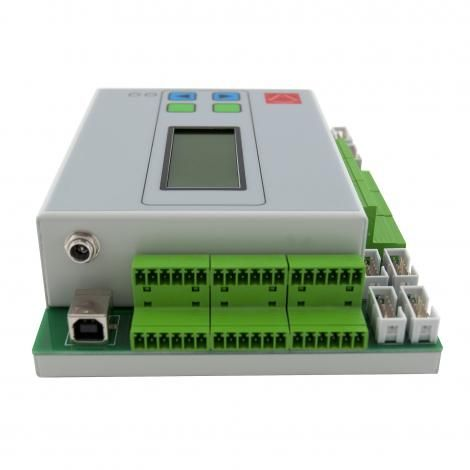 HPM15 DATA ACQUISITION SYSTEM and SOFTWARE
