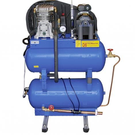 SINGLE STAGE COMPRESSOR TEST UNIT