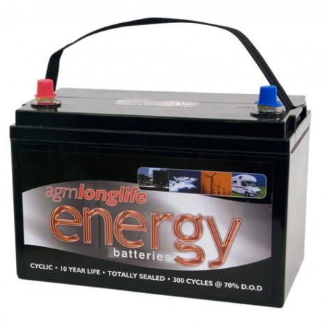 ADDITIONAL DEEP CYCLE BATTERY